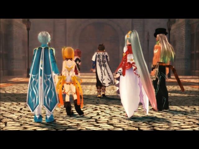 Tales of Zestiria || Destiny