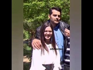 Erkan Meriç ve Hazal Subaşı Canlı Video Paylaştı