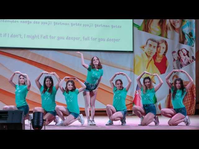 Twice Cheer Up dance cover by X Motion 트와이스 치어업