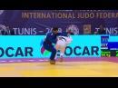 Видеозапись бронзового финала Гран-При Туниса по дзюдо категории до 66 кг с участием Григоряна
