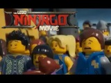 New Lego Ninjago Movie Video !!! 4 Days