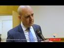 Swebbtv´s intervju med Fredrik Reinfeldt, Per Geijer och Rönne efter Trygghetskommissionens möte
