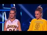Танцы: Алена Фокс и Мария Дружинина (Willow - Whip My Hair) (сезон 4, серия 14) из сериала Танц...