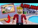 САМЫЙ ДОРОГОЙ ОСОБНЯК В МИРЕ ЗА 9,999,999$! ROBLOX TYCOON