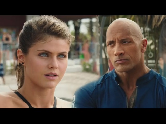 Eminem, 2pac, Alan Walker - The Spectre (Baywatch Offical Music Video)