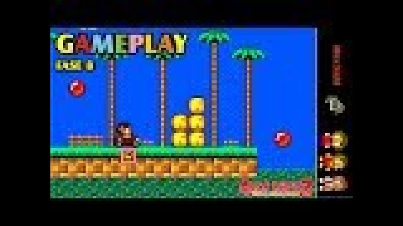 Alex Kidd 3 Curse in Miracle World MASTER SYSTEM Gameplay Fase 8