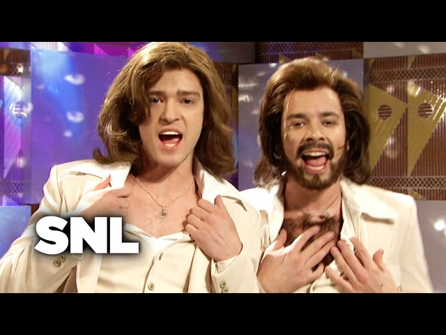 The Barry Gibb Talk Show: 70s vs 90s - Saturday Night Live