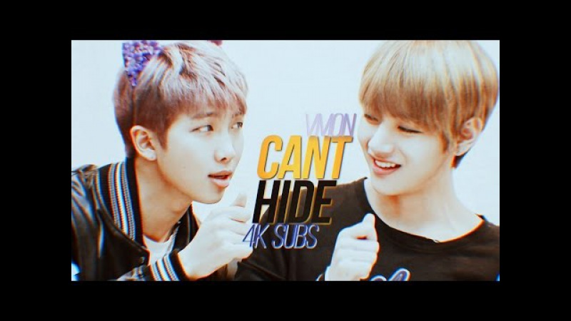 [ 4K SUBS ] VMON 「Can't Hide」   TAG;EDITOR
