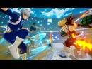 My Hero Academia One's Justice Uraraka Iida Todoroki HD GAMEPLAY Screenshots