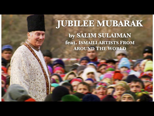 Jubilee Mubarak | 'Diamond Jubilee' Official Song | Salim Sulaiman