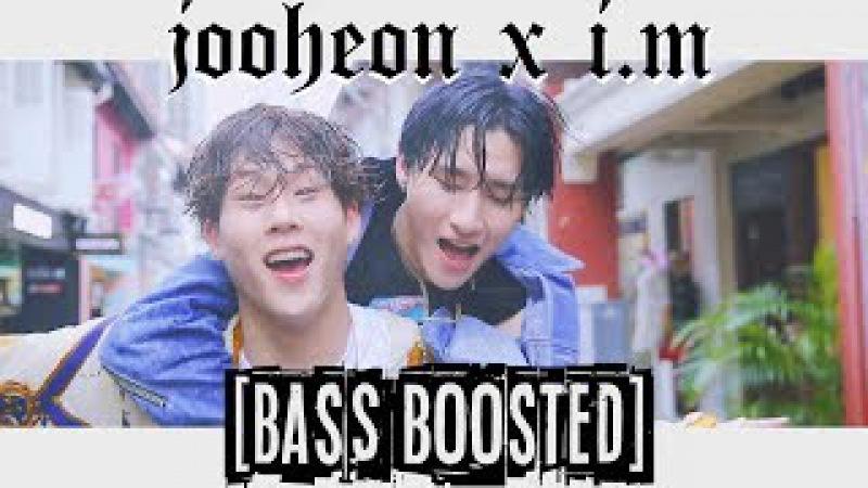 ★BASS BOOSTED★ JOOHEON x I.M - Be My Friend [MIXTAPE] Best Friend MV 주헌 친구해