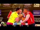 Bilek Güreşi Karşılaşması John Brzenk vs Vasili Dautashvili 2012