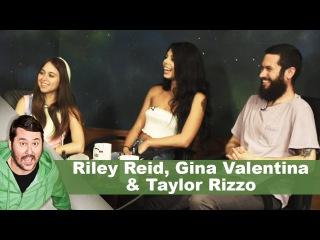 Riley Reid, Gina Valentina & Taylor Rizzo | Getting Doug with High