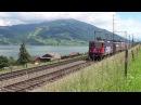 Bahnverkehr am 06.06.16 – «Rückführung Rollmaterial vom GBT Fest»