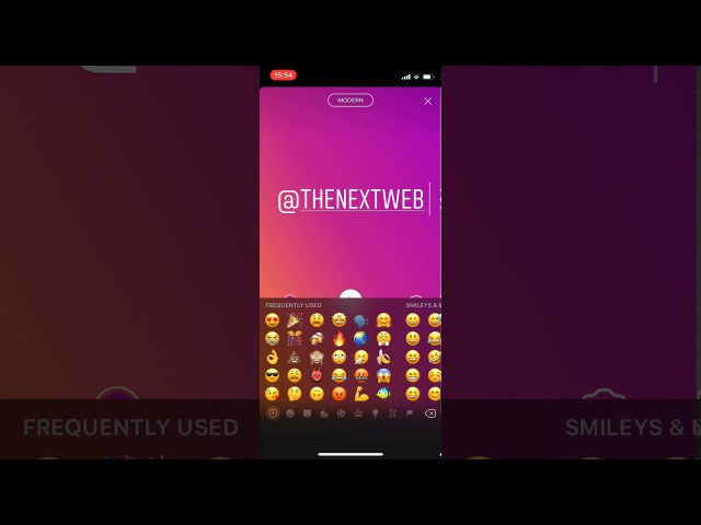 Instagram tests text-only Stories format called 'Type'