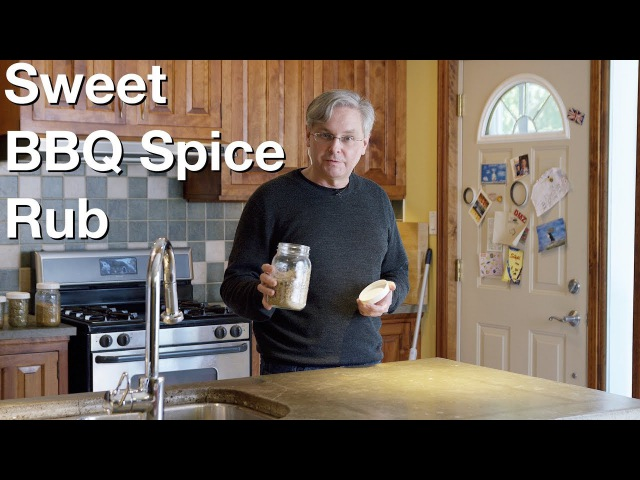 Down Home Sweet BBQ Spice Rub || Le Gourmet TV Recipes