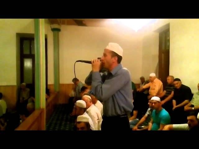 ბათუმის ცენტრალურ მეჩეთში ღამის(იათსის) ე43