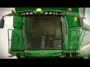 Зерноуборочные комбайны John Deere серии Т