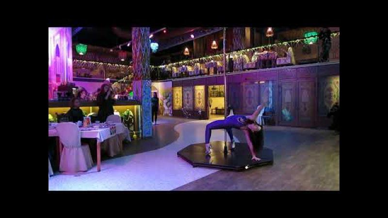 Марина Тройлова, pole dance, Enjoy 2017