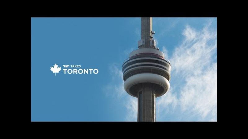 Tilt Takes Toronto