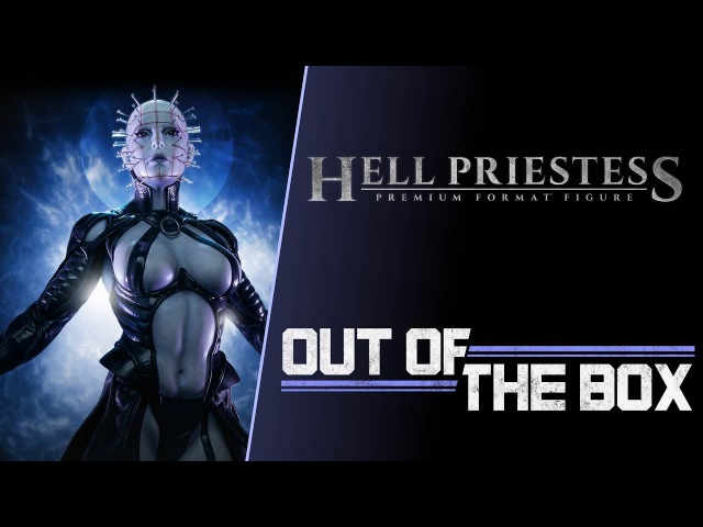 Out of the Box - Hell Priestess Premium Format™ Figure