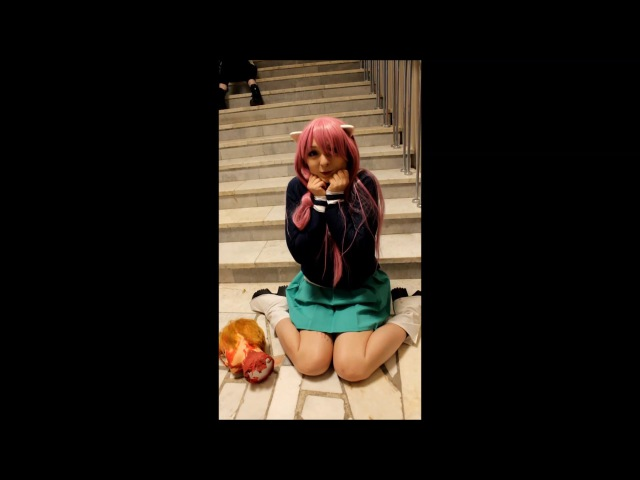 Fairy-sama в роли Люси (Elfen Lied) - Ichiharu 10