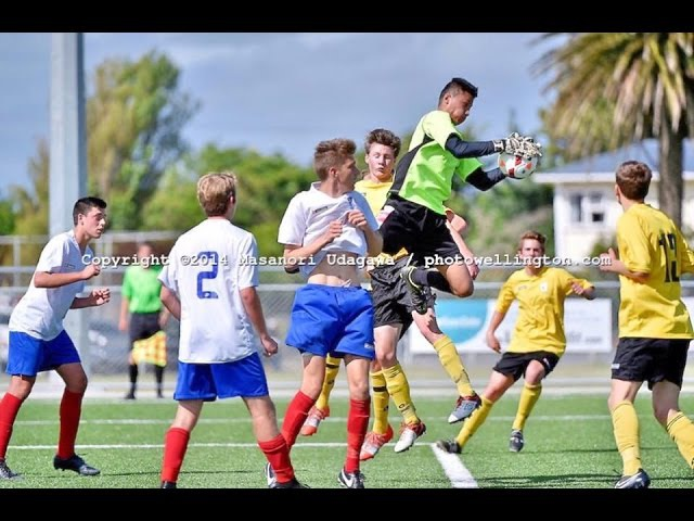 Calvin Lee - 16 Year Old Goalkeeper Best Saves Training 2015 Part 1