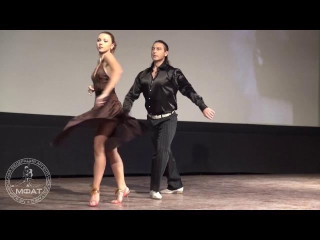 Аргентинское танго - Мальцев Александр и Щурова Елена 02