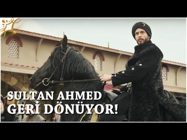 Muhteşem Yüzyıl Kösem 15.Bölüm | Sultan Ahmed geri dönüyor!