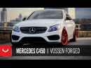 Mercedes-Benz C450 | Lasting Legacy | Vossen Forged LC-107
