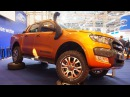 Ford Ranger Wildtrak Offroad Tuning 3 2l TDCi 147kW 200ps Exterior and Interior Walkaround