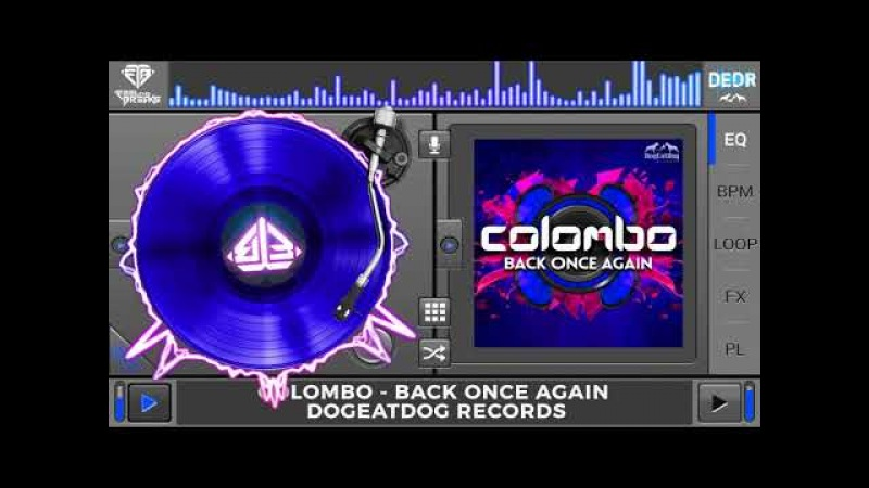 Colombo - Back Once Again (Original Mix)