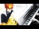 Katekyō Hitman Reborn! - Kyoya Hibari's Theme (Fuuki Iinchou) [Piano Solo] SHEETS