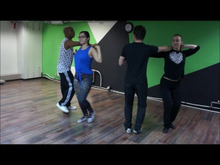 Albio Ramos&Dance Studio JOY/Salsa Casino/ Master clase