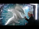 Барельеф.Процесс изготовления горельефа дельфины