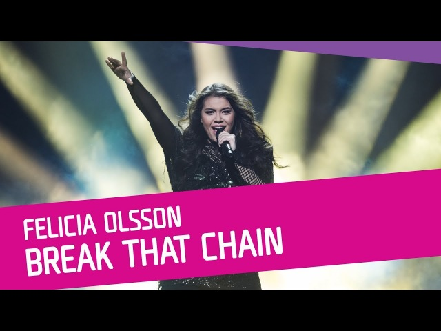 Felicia Olsson Break That Chain