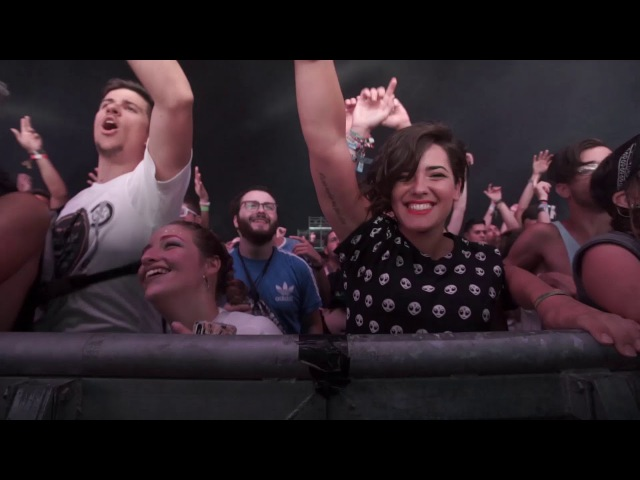 Pendulum LIVE | Dreambeach Villaricos 2017