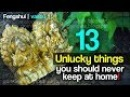 13 Unlucky things you should never keep at home office Vastu shastra Feng shui tips