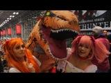 T-Rex vs Comic Con - 2016