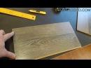 Резка ламината в домашних условиях | Как резать ламинат ровно и без сколов / Obustroeno