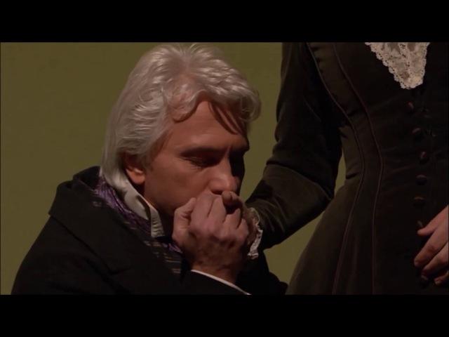 [SUB ENG] Evgenij Onegin - Final Scene: Dmitri Hvorostovsky Renée Fleming