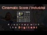 TORN APART - Cinematic Score  Industrial inspired Jorney with the Elektron Digitakt