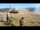 Выстрел ИС-2 «Иосиф Сталин» — советский тяжёлый танк периода Великой Отечественной войны