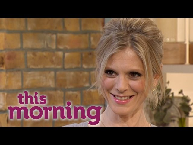 Emilia Fox On Silent Witness And Mission Survive   This Morning
