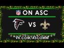 NFL   Falcons VS Saints