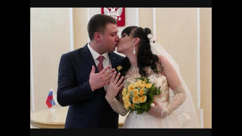 Свадьба Ирины и Рината