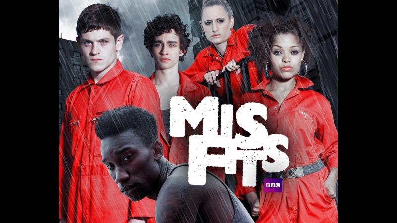 Misfits - Отбросы s01e02