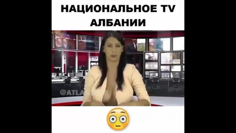 Албанские дикторши