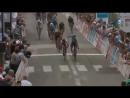 Элиа Третий этап Tour du Poitou Charentes И опять борьба на финише с Насером Буанни Замкнул тройку Джемпи Друкер TPC2017 ве