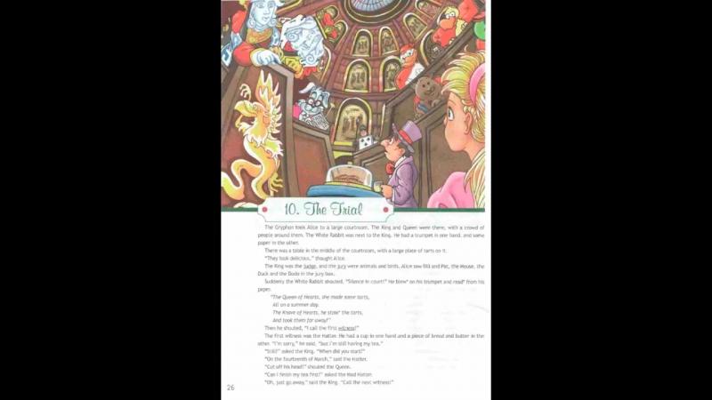 Spotlight 6 - Alices Adventures in Wonderland - Приключения Алисы в Стране чудес